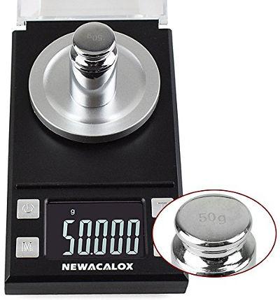 Калибровка весов Newacalox 8028