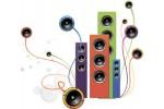 Колонки и динамики с высоким качеством звука, отсутствием искажений и неповторимым дизайном