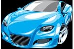 Колонки, стилизованные под автомобиль