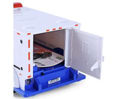 Электронная машина-сейф копилка грузовик