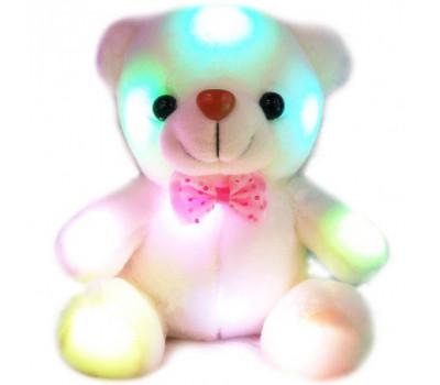 Плюшевый медвежонок Тедди с подсветкой (20 см.)