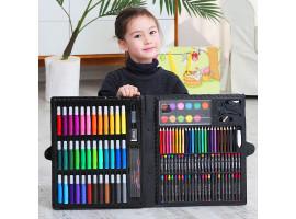 Детский художественный набор ART SET для ИЗО 150 предметов