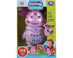 Развивающая игрушка «Лунтик-сказочник» (108 стихов, песен и фраз)