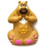Говорящая игрушка сказочник и учитель «Братец медведь»