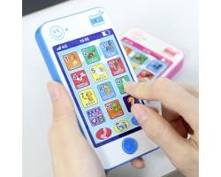 Детский развивающий интерактивный телефон