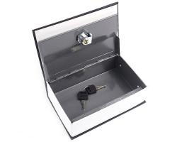 Книга-сейф с замком на ключ (18 см.)