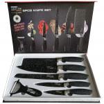 Набор ножей z.e.p line ZP-6642 с топориком (6 предметов)