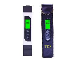 TDS метр (солемер) 3 в 1: TDS, EC, температура