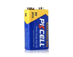 Батарейка КРОНА PKCELL 9V 6F22