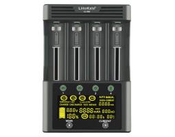 Зарядное устройство Liitokala Lii-600 с сенсорным экраном