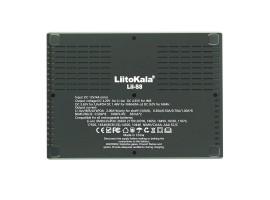 Зарядка для аккумуляторов 8 каналов LiitoKala Lii-S8