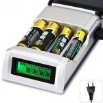 Зарядка для AA/AAA аккумуляторных батареек C905W