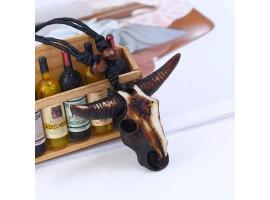 Амулет-талисман плодородия - голова коровы