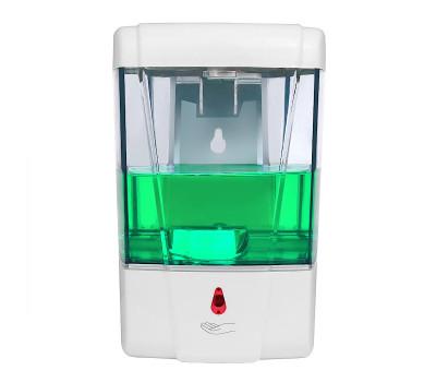 Диспенсер (дозатор) для антисептика и мыла настенный сенсорный