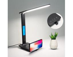 Настольная лампа LAOPAO с зарядкой, температурой