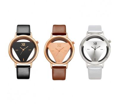 Ультрамодные женские наручные кварцевые часы Geekthink 9005