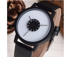 Унисекс кварцевые часы BGG с уникальным дизайном