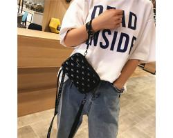 Женская маленькая сумочка клатч на плечо