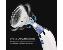 Прибор для вакуумной чистки пор лица