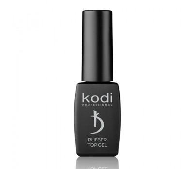 Kodi Rubber Top Gel верхнее покрытие для гель лака (8 мл.)