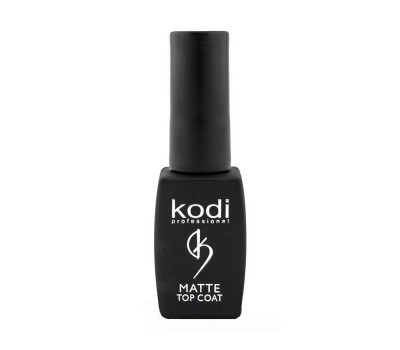 Матовый топ MATTE TOP COAT Kodi Professional (8 мл.)