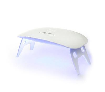 Карманная гибридная UV LED лампа Rainbow mini1 (6 Вт)