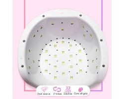 Мощная лампа для гель-лака Star5 (72 Вт / 33 LED)