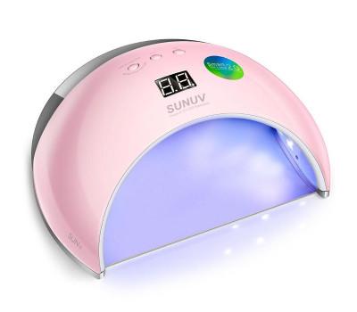 Мощная UV LED лампа для маникюра SUNUV SUN6 (48 Вт / 21 LED)