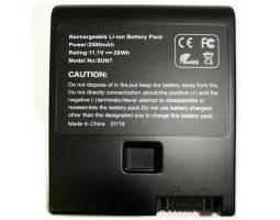 Аккумулятор 2500 mAh для маникюрной лампы SUN7