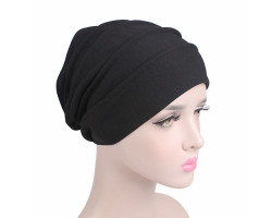 Лёгкая эластичная шапочка тюрбан