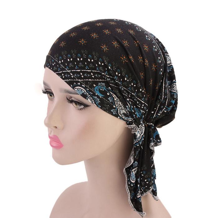платки на голову для женщин после химиотерапии