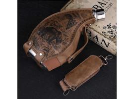 Фляга Бурдюк в сумке на лямках 1,5 л.