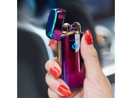 Электрическая зажигалка Mercedes Benz WF1801 (две дуги)