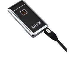 USB зажигалка BAIHUI с электро-дугой