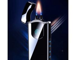 USB зажигалка с мощным электрическим пламенем