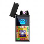 Электроимпульсная USB-зажигалка со встроенной игрой Casino