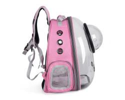 Прозрачная переноска рюкзак космическая капсула