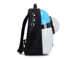 Рюкзак-переноска для кошек с окошком-иллюминатором