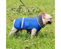 Зимняя водонепроницаемая куртка для собак (L)