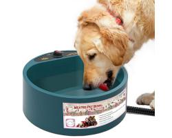 Миска для собак с подогревом