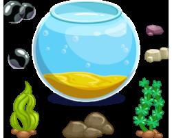 Для рыбок и земноводных