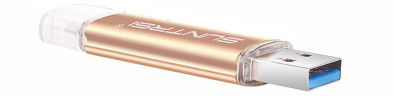 Флешка для телефона MicroUSB - USB