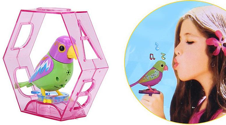 Электронная птица