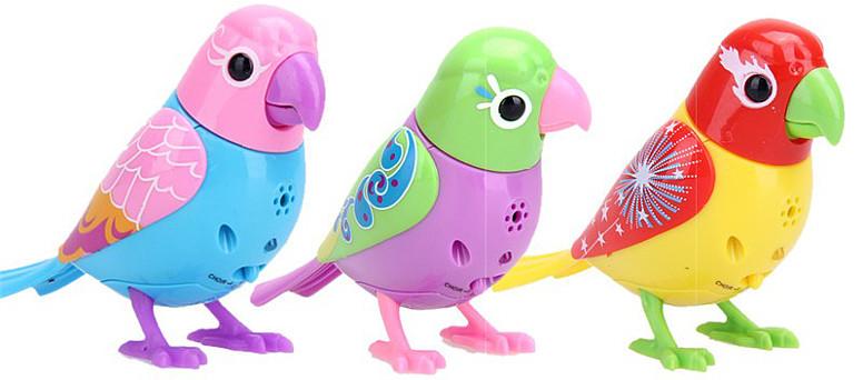 Электронный попугай
