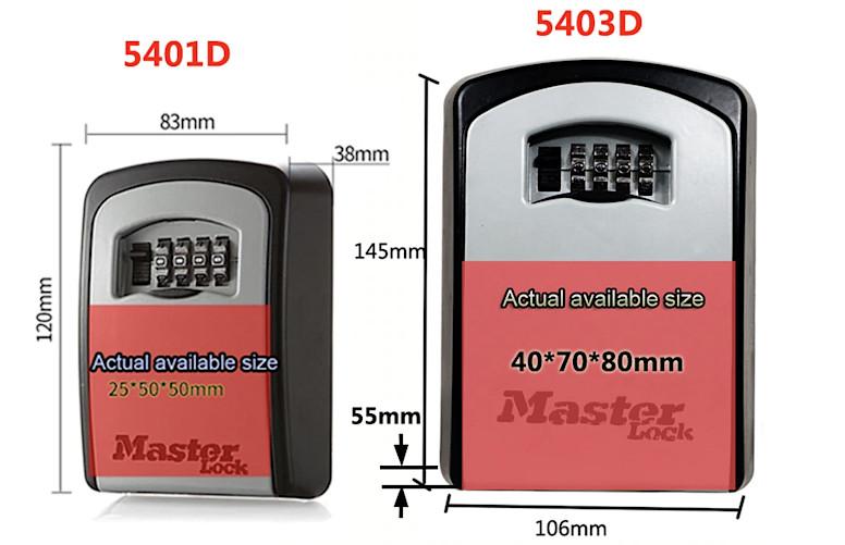 MASTER LOCK 5403D