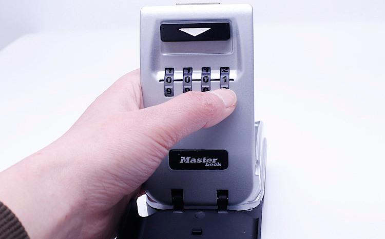 Сейф для ключей MASTER LOCK 5425D