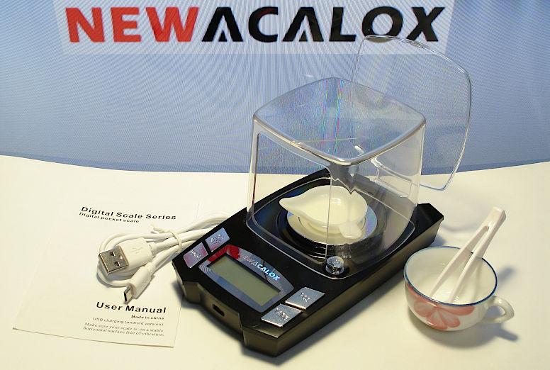 Лабораторные весы Newacalox