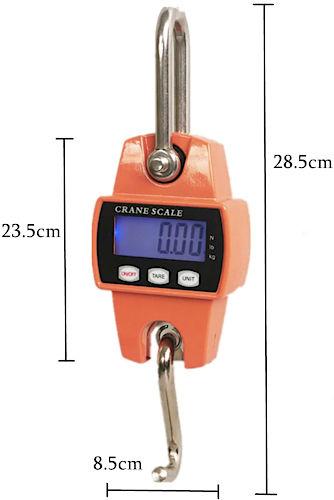 Крановые весы MNCS-M OCS-03-L подвесные с крючком