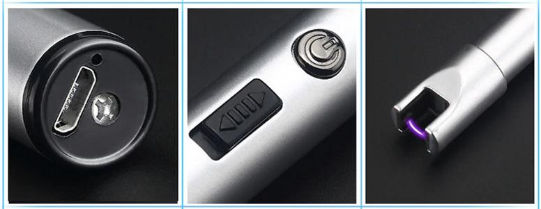 Бытовая USB-зажигалка JL871