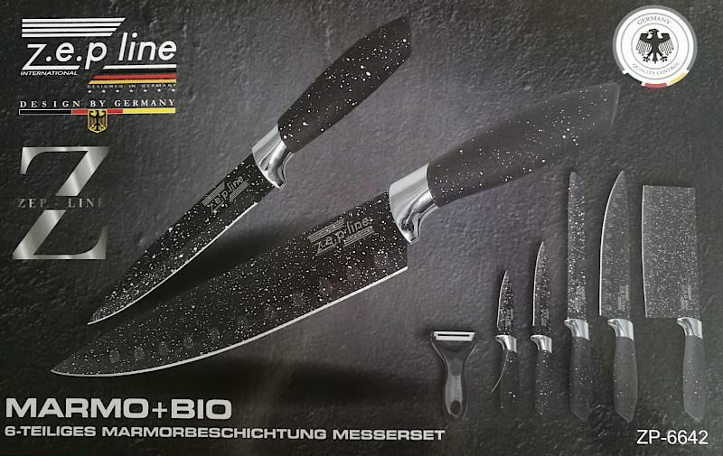 Набор ножей z.e.p line ZP-6642